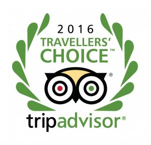 TripAdvisor Travellers Choice® 2016