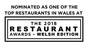 The 2018 Restaurant Awards (Welsh Edition)