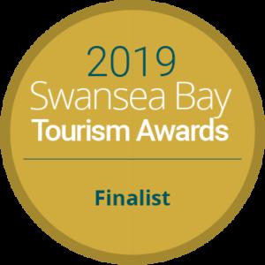 Swansea Bay Tourism Awards - Finalist