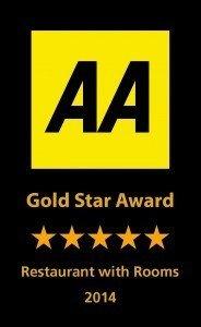 AA Gold Star Award