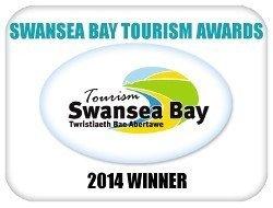 Swansea Bay Tourism Award: Best Restaurant (2014)
