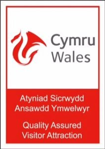 Visit Wales Quality Assured Visitor Attraction
