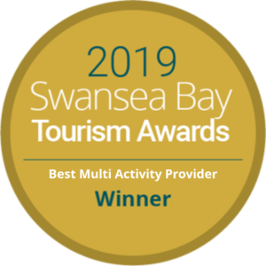 Swansea Bay Tourism Award 2019 - Best Multi Activity Provider