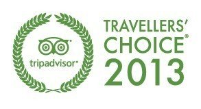 TripAdvisor Travellers Choice® 2013
