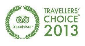 TripAdvisor Travellers Choice® 2013