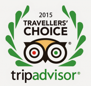 TripAdvisor Travellers Choice® 2015