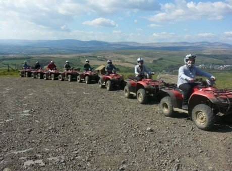 Dulais Valley Quads