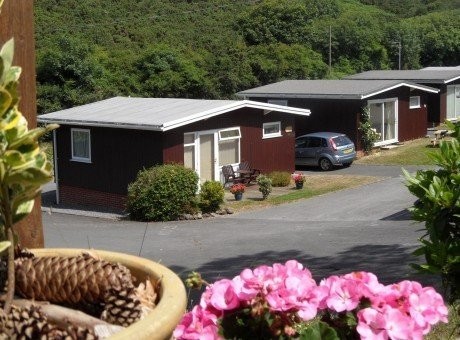 Caswell Holiday Chalets and Gower Coast Ltd