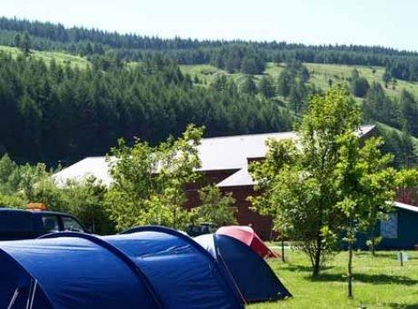 Glyncorrwg Ponds Campsite
