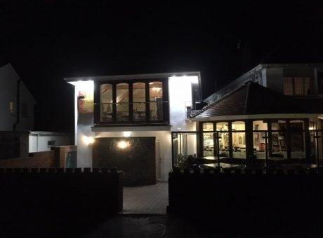 The Cliff Restaurant, Gower - Y Clogwyn, Gwyr