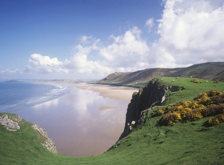 National Trust Rhossili