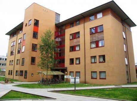 Group Accommodation, Swansea University Campus