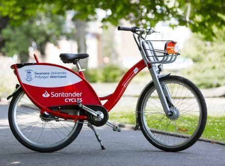 Image result for santander cycles swansea