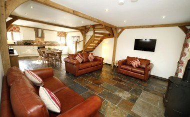 Tir-Cethin Farm Luxury Barn Holidays
