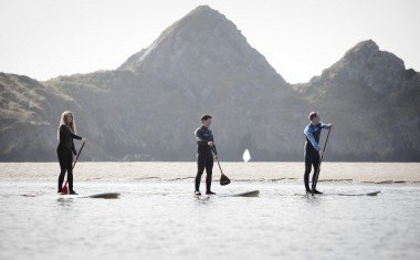 Gower Stand Up Paddle