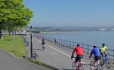 Journeys of discovery in Swansea Bay without a Car