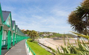 Langland Bay beach