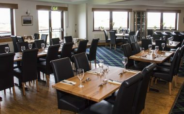 Pobbles Restaurant at Pennard Golf Club