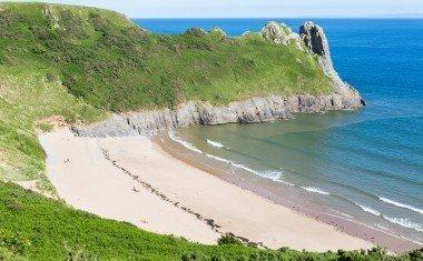 Tor Bay beach