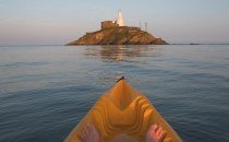 Mumbles Lighthouse © City & County of Swansea 2014