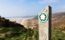 Gower Coast Path © City & County of Swansea 2014