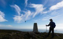 Gower Peninsula - outstanding natural beauty by land, air or sea © City & County of Swansea 2014