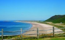 The Magnificent Rhossili Bay © City & County of Swansea 2014