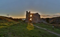 Pennard Castle © City & County of Swansea 2014