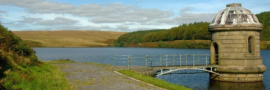 Lliw Valley Reservoir - Rural Swansea