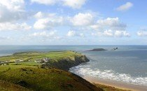 Worms Head © City & County of Swansea 2014