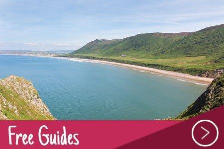 Free Walking Guides Swansea Bay