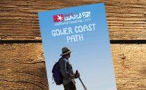 Gower Walking Map (Wales Coast Path) 2016