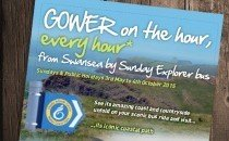 Gower Sunday Explorer (bus timetable)