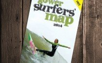 Gower Surfers' Map
