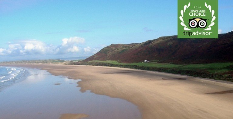 Rhossili Bay - TripAdvisor Travellers' Choice