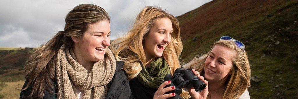 Lliw Reservoir walk - walking in Rural Wales