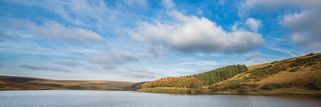 Lliw Valley Reservoir walks (Swansea, Wales)