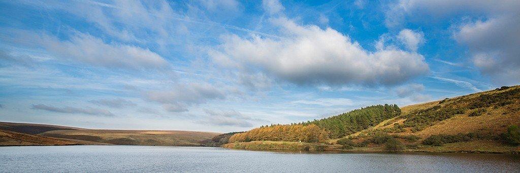 Lliw Valley Reservoir walks (Swansea, Wales)