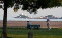 Swansea Bay Promenade - apromenade along the prom