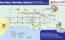 Next stop: Wembley