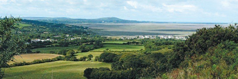 3 Walks in Llanrhidian, Gower - download the brochure