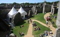 Family Fun Oystermouth Castle