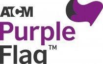 Swansea Bay Purple Flag Award