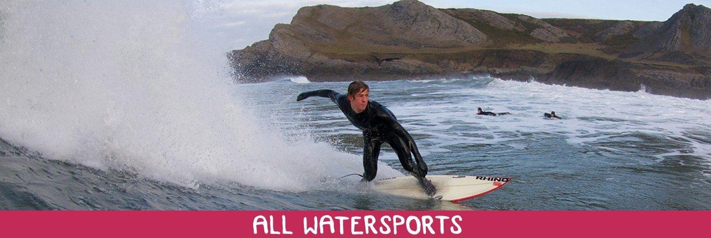 Watersport adventures swansea bay