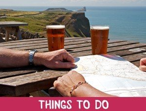 food adventures things to do swansea bay