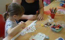 Craft afternoon at Oystermouth Castle