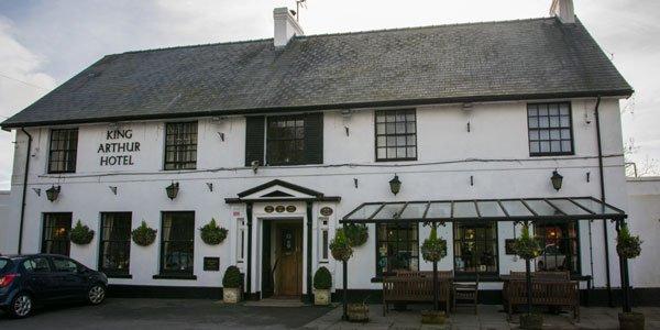 Reasons to Visit Swansea Bay King-Arthur