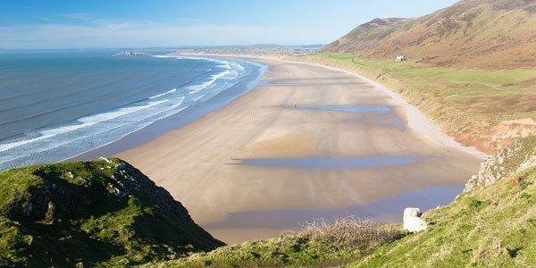 Reasons to Visit Swansea Bay Rhossili