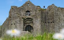 Oystermouth Castle Open Doors