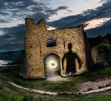 pennard-castle
